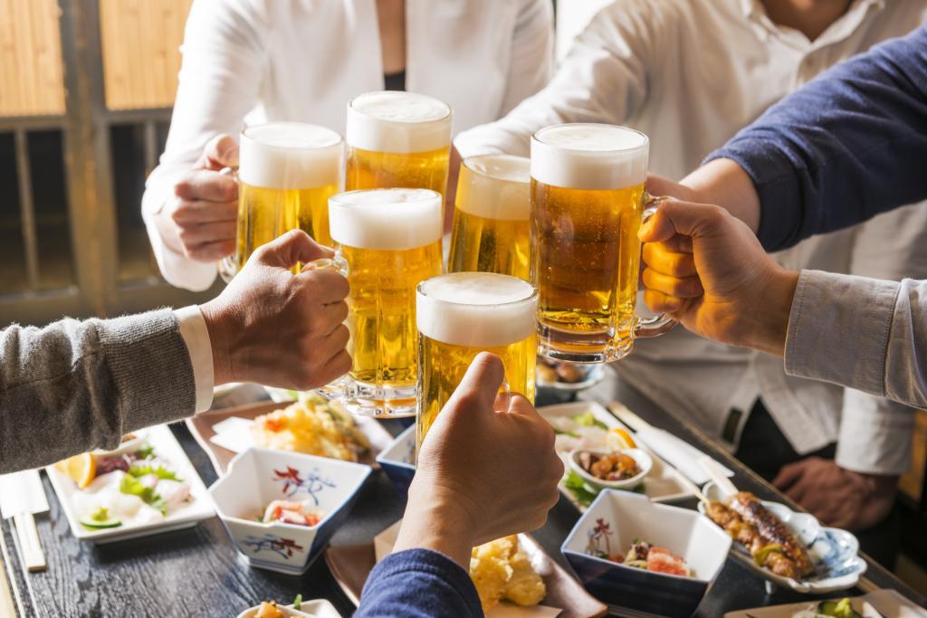中国おもしろ珍道中,中国と日本の違い,忘年会,飲み会