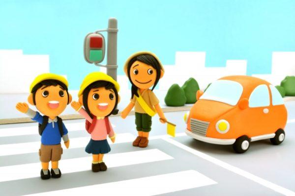 中国おもしろ珍道中,交通マナー