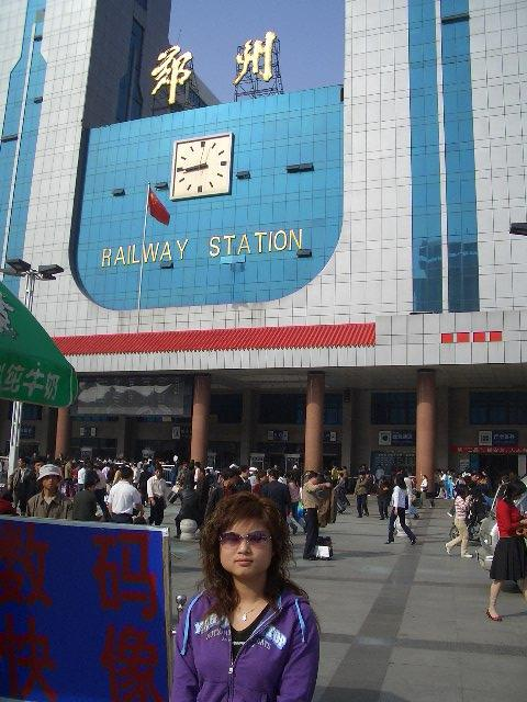中国おもしろ珍道中,中国最新情報,中国国内旅行,広州,鄭州,鉄道