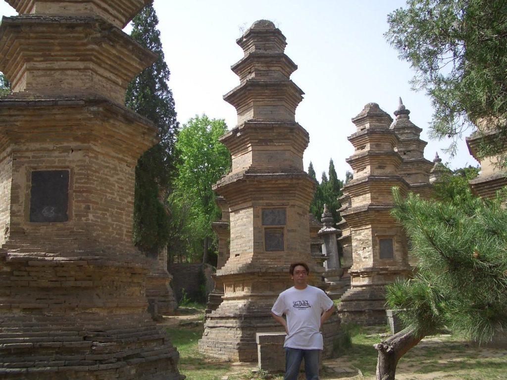 中国おもしろ珍道中,中国最新情報,中国国内旅行,少林寺,嵩山少林寺