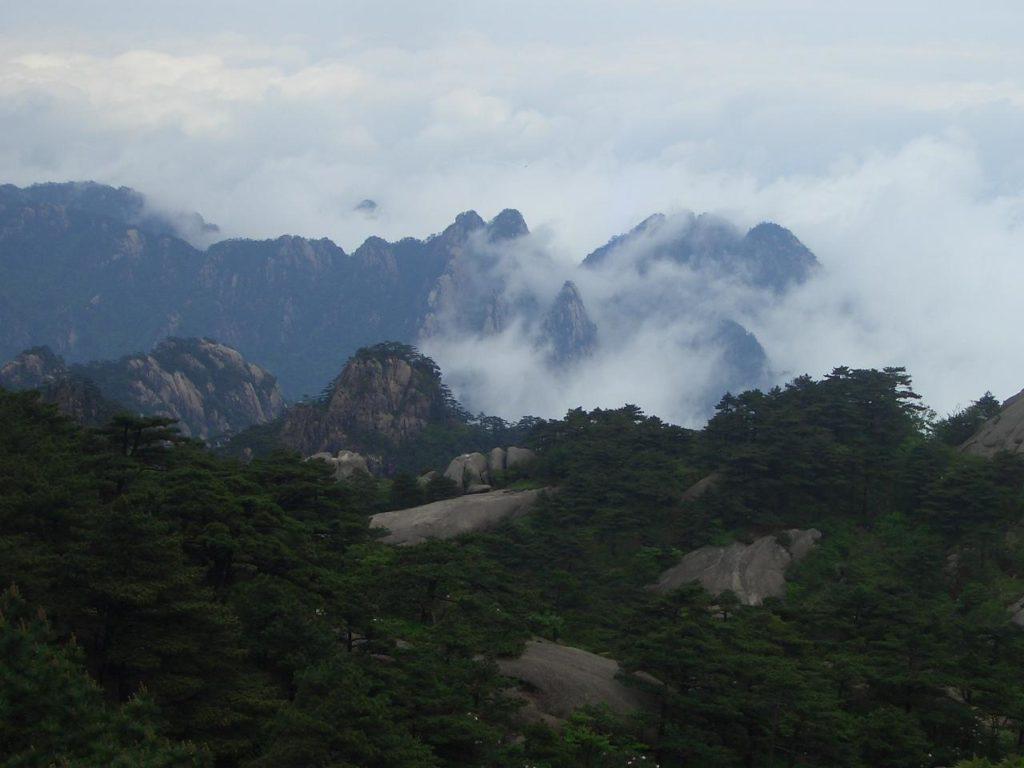中国おもしろ珍道中,中国最新情報,中国国内旅行,黄山,安徽省,西海,西遊記
