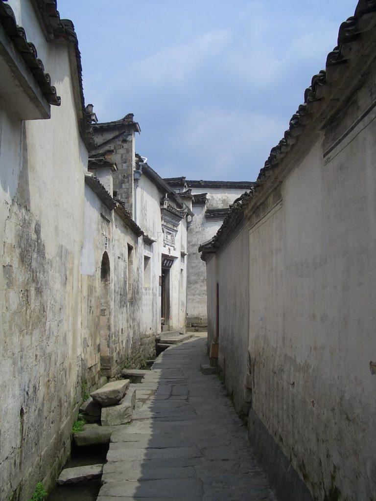 中国おもしろ珍道中,中国最新情報,中国国内旅行,黄山,安徽省,宏村,グリーンデスティニー