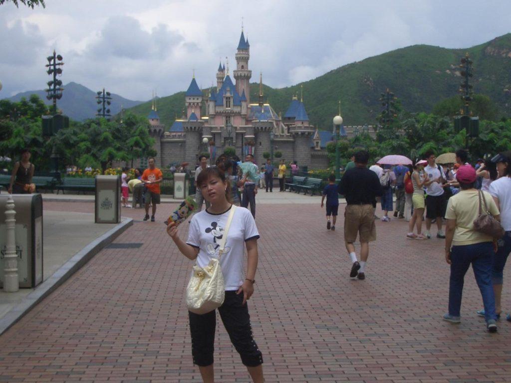 中国おもしろ珍道中,中国最新情報,香港旅行,香港ディズニーランド