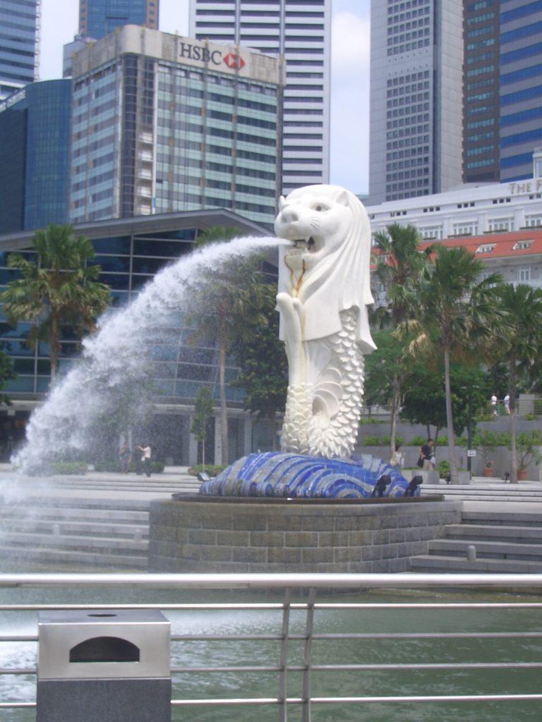 中国おもしろ珍道中,中国最新情報,シンガポール旅行,DBS銀行