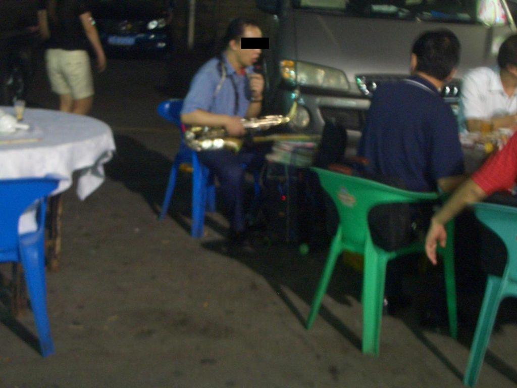中国おもしろ珍道中,中国最新情報,中国生活について,屋台,海鮮料理