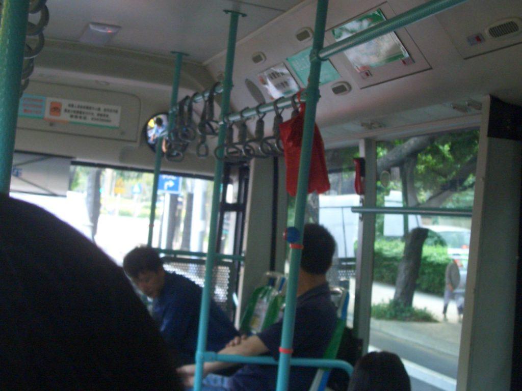 中国おもしろ珍道中,中国最新情報,中国生活,バス