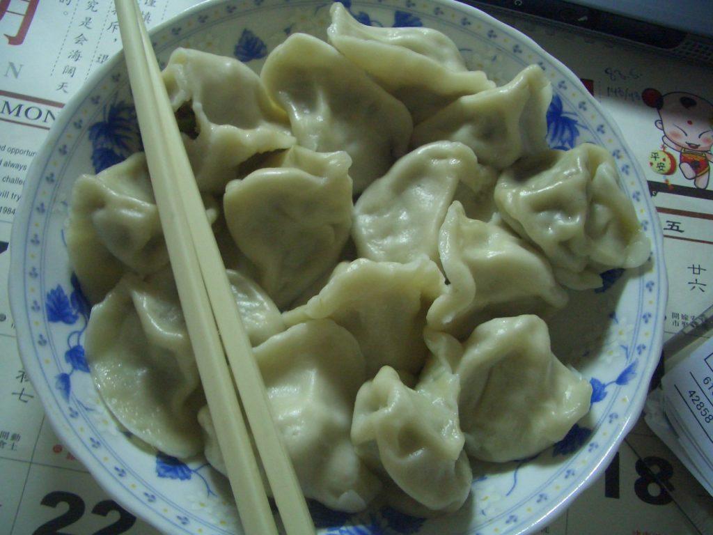 中国おもしろ珍道中,中国最新情報,中国生活,水餃子