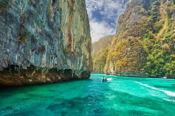 中国おもしろ珍道中,中国最新情報,タイ旅行,プーケット,ピピ島