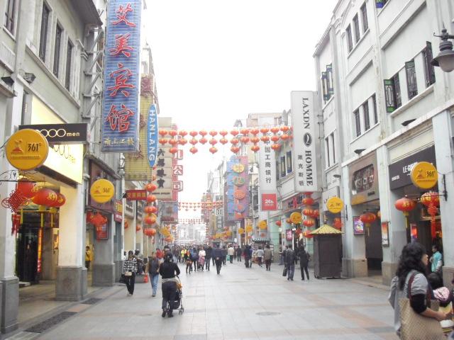 中国おもしろ珍道中,中国最新情報,中国と日本の違い,中国国内旅行,広州,上下九路